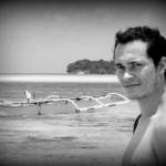 John Rüth in Siargao Island, Mindanao, Philippinen