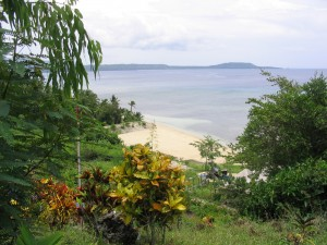 Die Insel Siquijor mit Meeresblick