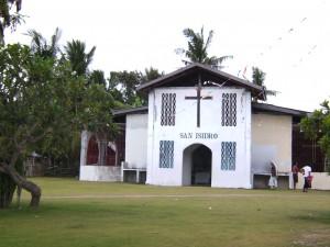 Gotteshaus auf Pamilacan