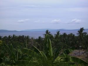 Blick von Pamilacan nach Bohol