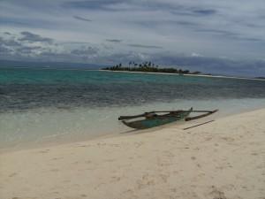 Virgin Island nahe Balicasag