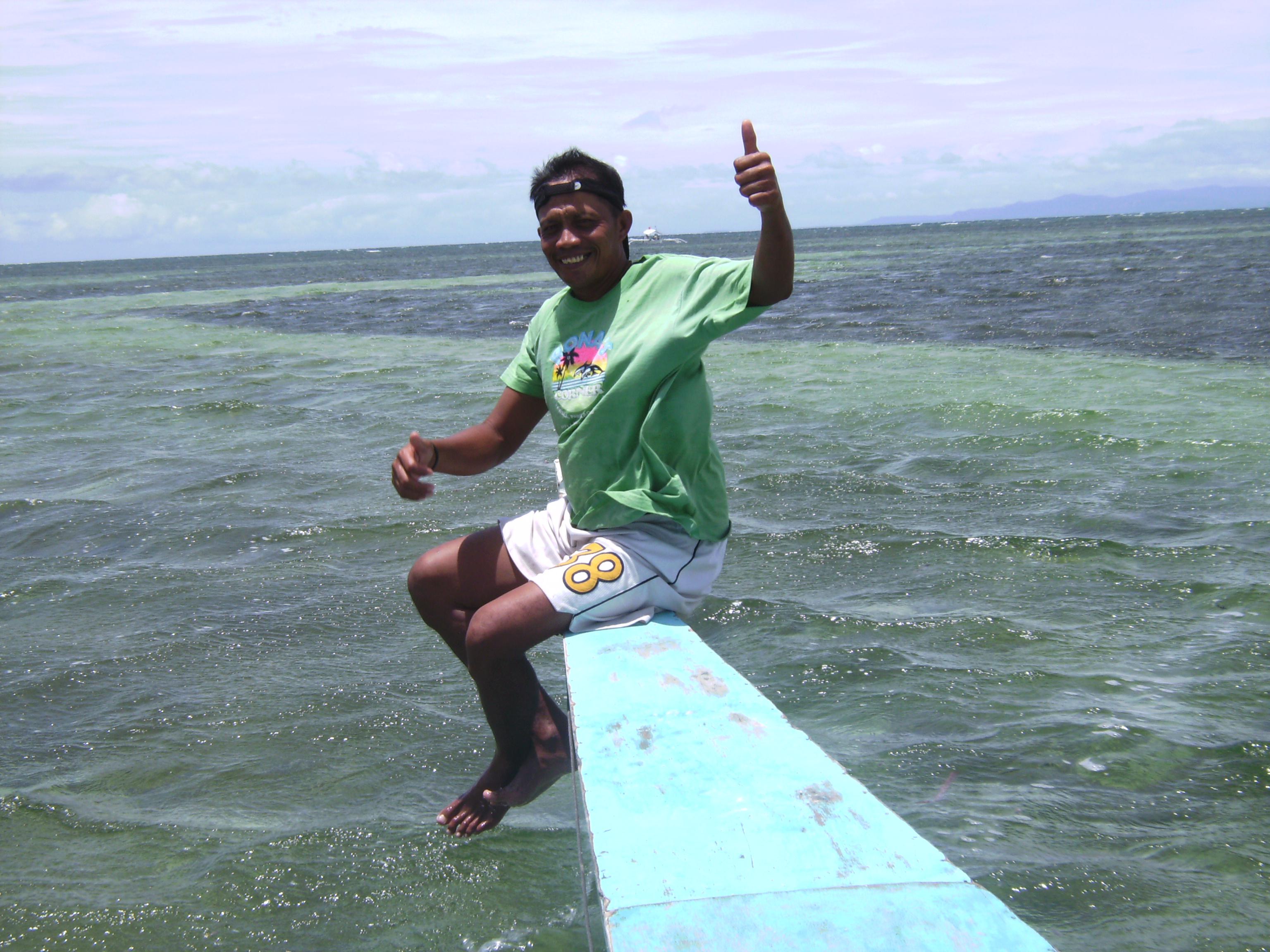 Balicasag, die Insel für Taucher und Schnorchler
