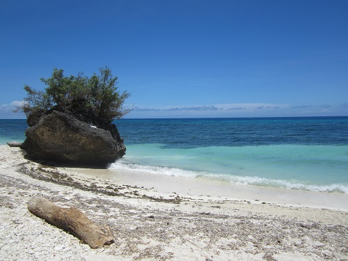 Secret Beach, Siquijor Island