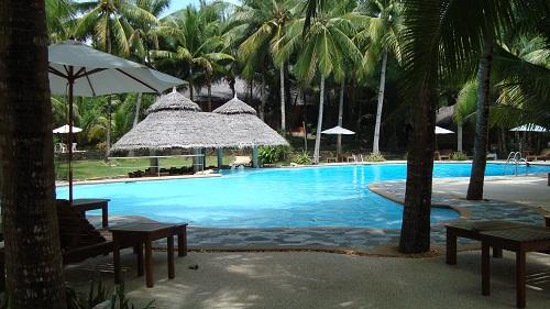Swimming Pool Coco Grove, Siquijor