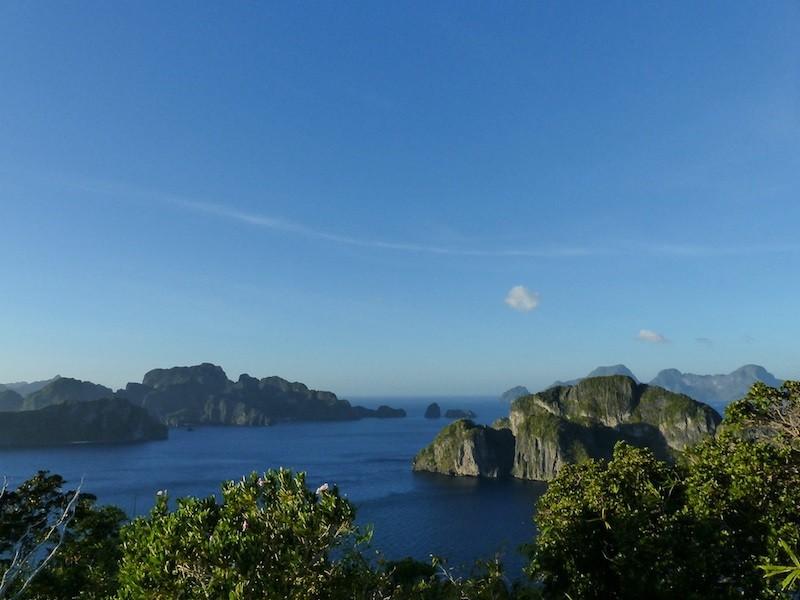 Unvergessliche Augenblicke wird man auf den Philippinen vor allem im Norden von Palawan in der Nähe der Fischerstadt El Nido erleben