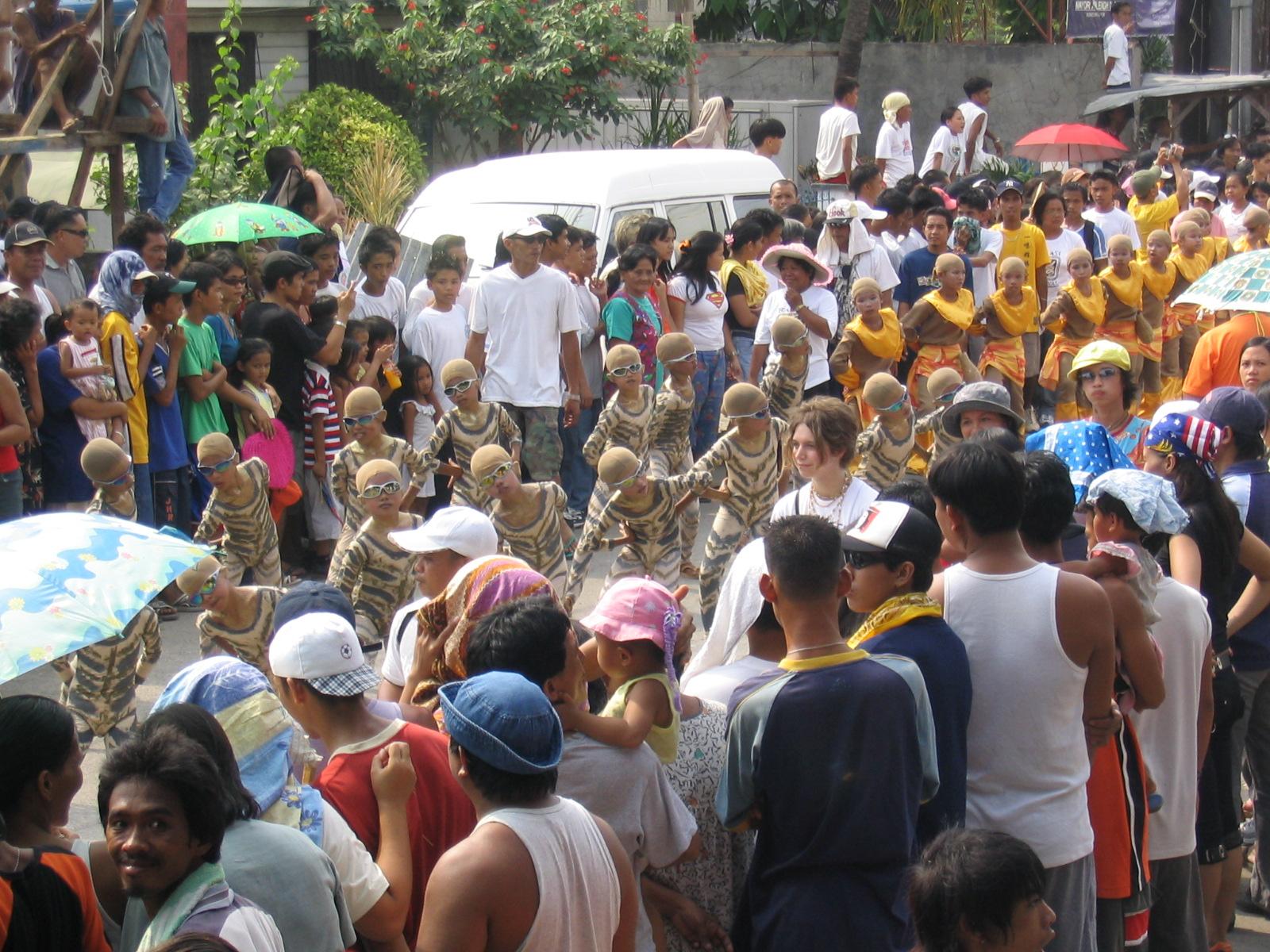 Das Bakasi-Festival in Cordova