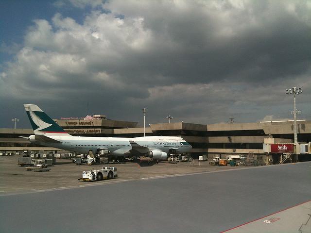 Manila Flughafen NAIA Terminal 1