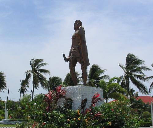 Historisches Cebu: Sto. Niño, Magellan und Häuptling Lapu-Lapu