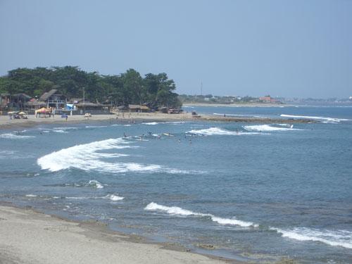 Surfen auf den Philippinen