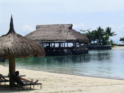 Das Maribago Bluewater Beach Resort auf Mactan Island – Cebu