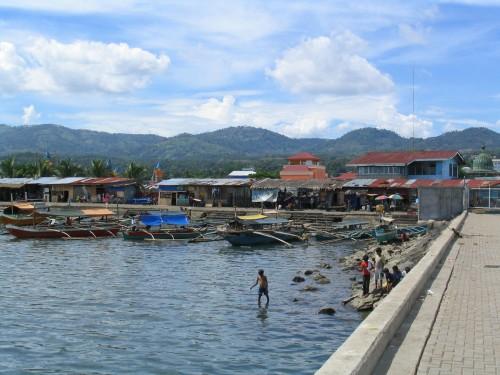 Pagadian–City, Hauptstadt der Provinz Zamboanga del Sur im Südwesten Mindanaos