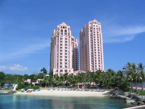 Das Mövenpick Hotel auf Mactan Island in Cebu
