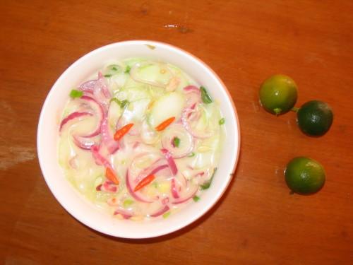 Kinilaw, die philippinische Antwort auf Sushi