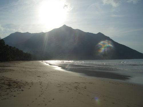 Mein Strand auf Palawan: Sabang!