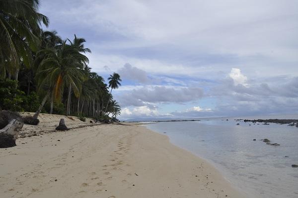 Strand von Alegria, Siargao Island