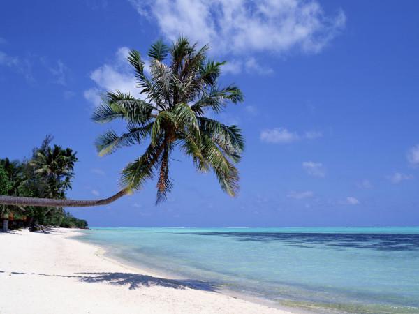 Strand auf Siquijor Island