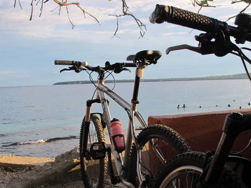 Fahrradtouren auf den philippinischen Inseln