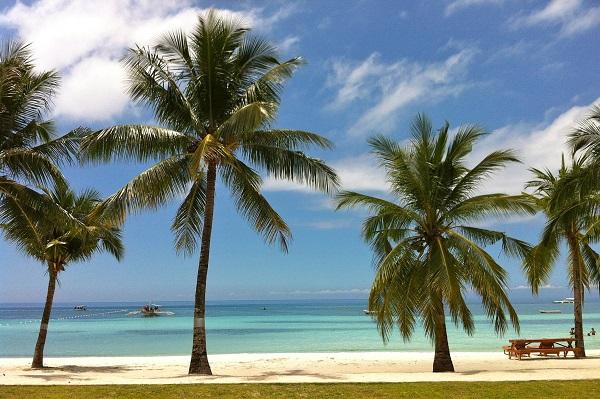 Philippinisches Wetter