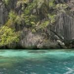 Auf Coron Island findet sich der schöne Lake Kayangan