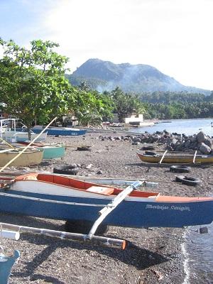 Vulkane auf Camiguin Island