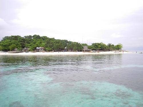"""Die Schildkröteninsel """"Mantigue Island"""""""