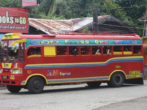 Philippinischer Bus