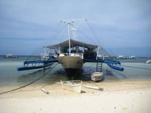 Tauchboot von Divelink