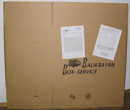 Für den Transport wichtiger Waren und Güter auf die Philippinenik für Filipinos im Ausland