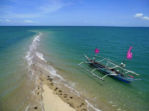 Heute gehen wir auf ein Bootstour nach Cadiz, Negros Occidental!
