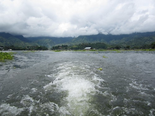 Bootstour, Lake Sebu, South Cotabato