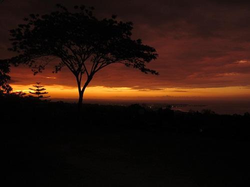 Sonnenuntergang Cagayan de Oro