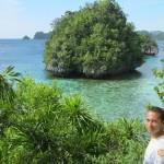 John Rüth, Dinagat Islands