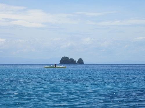 Fischerboot Kisses Islets
