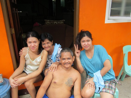 Swen´s Familie