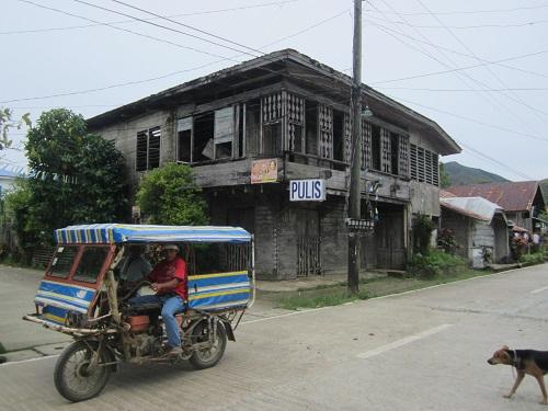 Pulis, Cagdianao