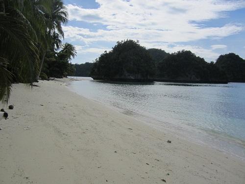 Strand vom Punta Villa Resort