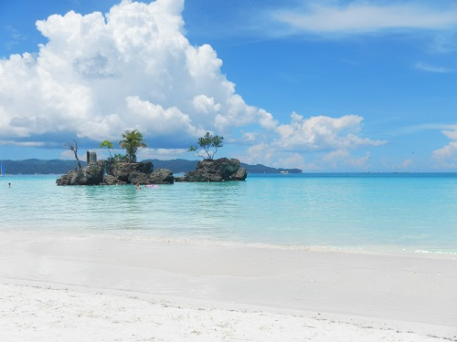 Willy's Rock, Boracay Island