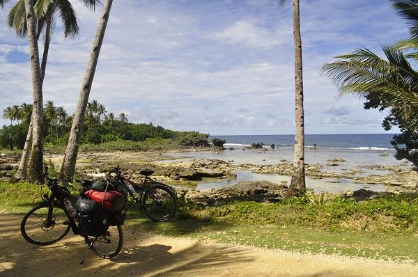 Radltour Siargao Island, Mindanao