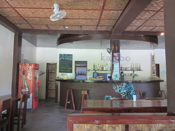 Kabibo Bar, La Luna Beach Resort