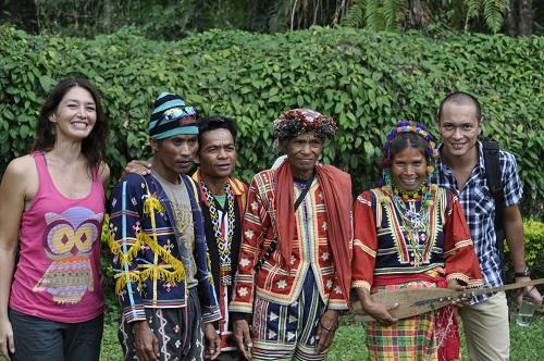 IP in Bukidnon, Mindanao