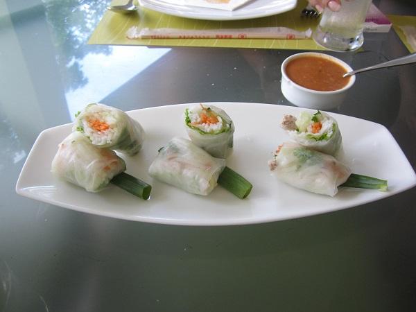 Essen in der Ayala Mall
