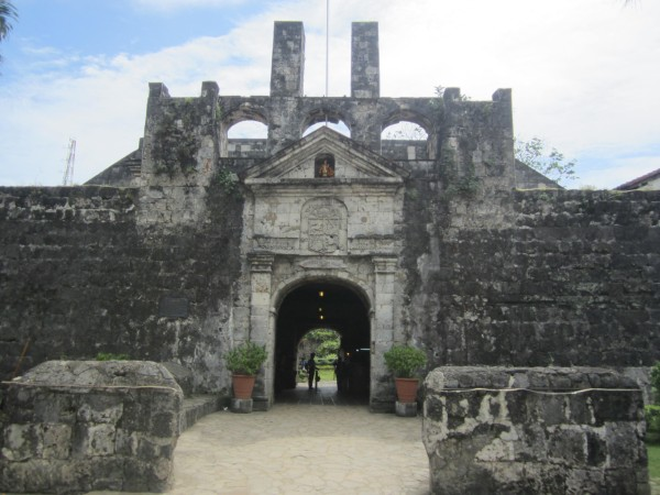 Little Intramuros: Fort San Pedro