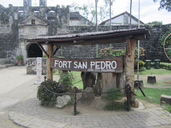 Fort San Pedro, Cebu