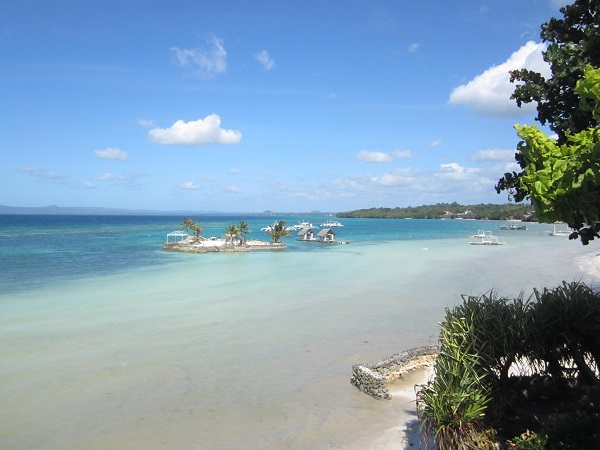 Panglao Island Nature Park Resort, white beach