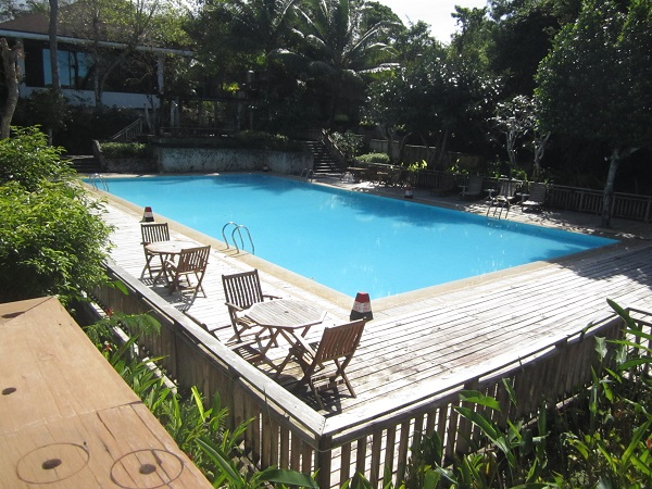 Swimming Pool at Panglao Island Nature Park and Spa