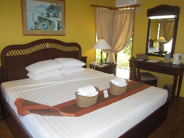 Doppelzimmer im Panglao Island Nature Resort