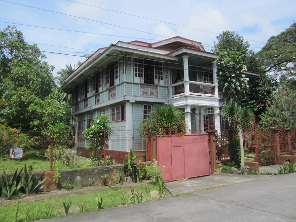Ahnenhaus in Silay City
