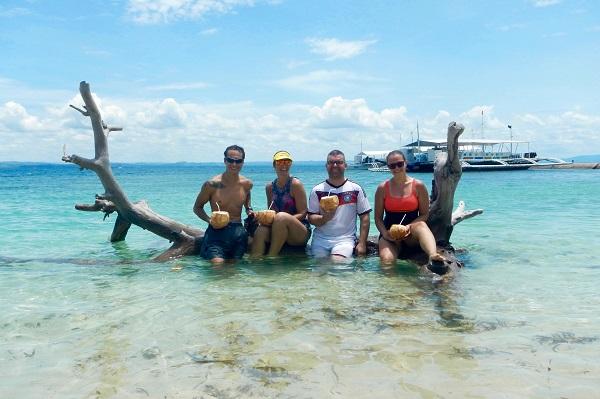 Pandanon Island, Cebu