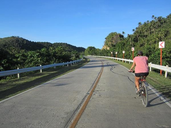 Cycling Siargao Island
