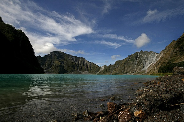 Mt. Pinatubo, Luzon